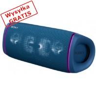 Głośnik bezprzewodowy SONY SRS-XB43 Niebieski-20