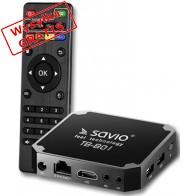 Dongle SAVIO Smart TV Box Basic One 1/8-20