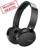 Słuchawki bezprzewodowe SONY MDRXB650BTB.CE7-20