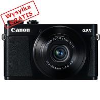 Aparat kompaktowy CANON PowerShot G9 X Czarny-20