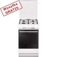 Kuchnia Amica 57GGH4.23ZpP(W)-20