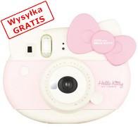 Aparat do natychmiastowej fotografii FUJI Instax mini Hello Kitty Różowo-biały-20