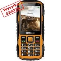 Telefon Maxcom MM 920 żółty-20