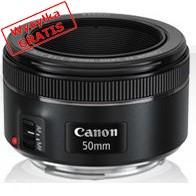 Obiektyw CANON EF 50 mm 1.8 STM-20