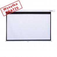 Ekran projekcyjny 4WORLD Matt White 221 x 124 cm-20