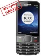 Telefon Maxcom MM 320 czarny-20