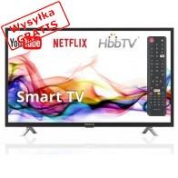 Telewizor Manta 32LHS89T 32'' SmartTV LED HDMI USB-20