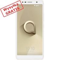 Smartfon ALCATEL 3C 5026D Złoty-20