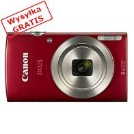 Aparat kompaktowy CANON Ixus 185 Czerwony-20