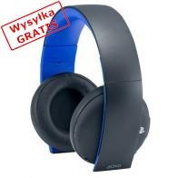 Akcesoria do konsol SONY PS4 Headset Czarno-niebieski-20