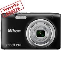 Aparat kompaktowy NIKON Coolpix A100 Czarny-20