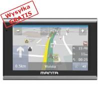 Nawigacja samochodowa Manta GPS 720 7.0-20