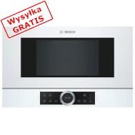 Kuchenka mikrofalowa Bosch BFL634GW1 (900W/Biały)-20
