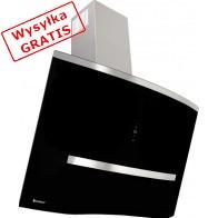 Okap GLOBALO Altemo 90.2 Black Eko Max-20