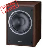 Głośniki basowe MAGNAT Monitor Supreme Sub 302A Mocca-20