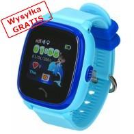 Smartwatch GARETT Kids 4 Niebieski-20