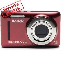 Aparat kompaktowy KODAK PixPro FZ53 Czerwony-20