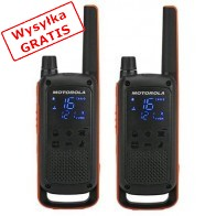 Radiotelefon PMR MOTOROLA T82-20
