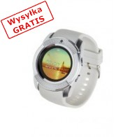 Smartwatch Garett G11 biało-srebrny-20