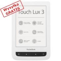 Czytniki e-Booków POCKETBOOK PocketBook Touch Lux 3 Biały-20
