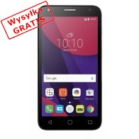 Smartfon ALCATEL Pixi 4 (5) Srebrny-20