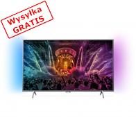 Smart TV 4K UHD PHILIPS 49PUS6401-20