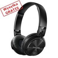Słuchawki bezprzewodowe PHILIPS SHB3060BK/00-20