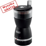 Młynek do kawy Delonghi KG49 (170W Udarowy Czarno-srebrny)-20