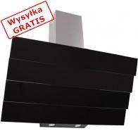 Okap GLOBALO Larto 90.2 Black Eko Max-20