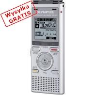 Dyktafon OLYMPUS WS-831 Srebrny-20