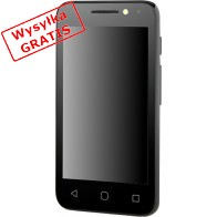 Smartfon ALCATEL OneTouch Pixi 4 (4) Czarny-20