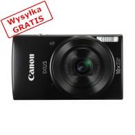 Aparat kompaktowy CANON IXUS 182 + karta pamięci 8 GB + etui Czarny-20