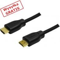 Kabel HDMI LogiLink CH0055 v1.4 GOLD, 20m-20