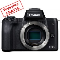 Aparat hybrydowy CANON EOS M50 Czarny-20
