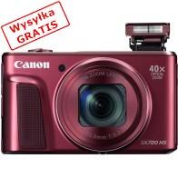 Aparat kompaktowy CANON PowerShot SX720 HS Czerwony-20