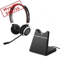 Słuchawki bezprzewodowe JABRA Evolve 65 MS Stereo + Charging Stand-20