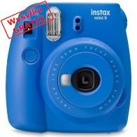 Aparat do natychmiastowej fotografii FUJI Instax mini 9 Niebieski-20