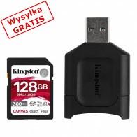 Karta pamięci KINGSTON MLPR2/128GB-20
