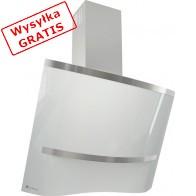 Okap GLOBALO Altemo 75.2 White Eko Max-20
