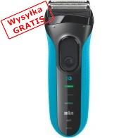 Golarka dla mężczyzn BRAUN Series 3 3010s Wet&Dry-20