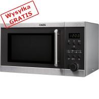 Kuchenka mikrofalowa AEG MFD2025S-M-20