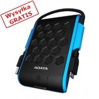 Dysk zewnętrzny A-DATA DashDrive Durable HD720 1 TB Czarno-niebieski-20