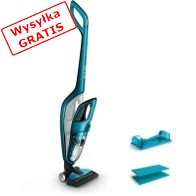 Bezprzewodowy odkurzacz myjący 3w1 PHILIPS FC6404/01 PowerPro Aqua-20