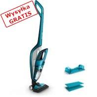 Bezprzewodowy odkurzacz myjący 3w1 PHILIPS FC6404/01 PowerPro Aqua