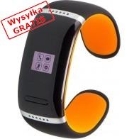 Smartwatch Garett iOne pomarańczowo-czarny-20