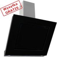 Okap GLOBALO Lagardio 75.2 Black Eko Max-20