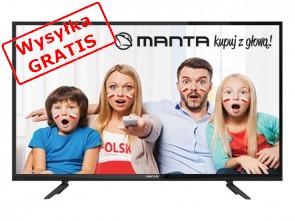 Telewizor Manta LED 4206 Full HD 42 cale