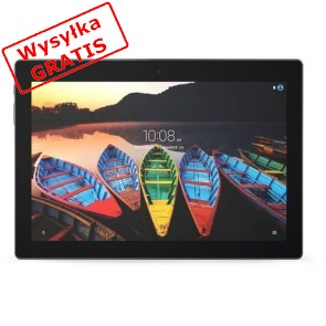 Tablet Lenovo TAB3 10 Business (ZA0X0017CZ) Czarny Wi-Fi