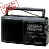 Radio Panasonic RF-3500E9-K-20