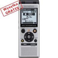 Dyktafon OLYMPUS WS-852 4GB Srebrny-20